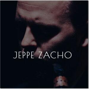 Jeppe Zacho ·Webdesign af Camille Viktoria