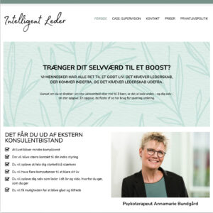 Intelligent Leder - Annamarie Bundgård